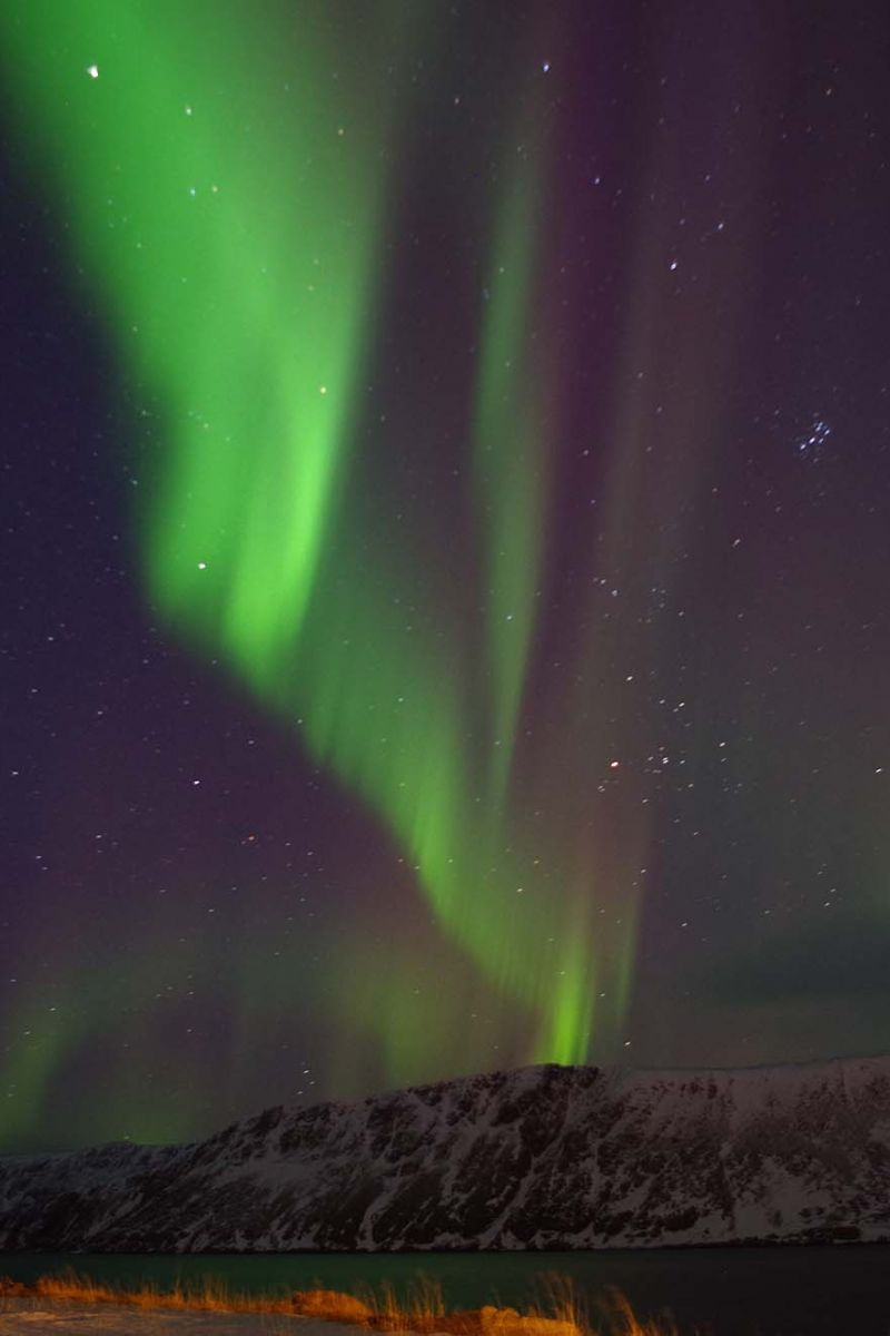Northern lights dating site
